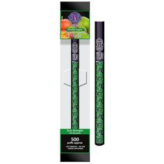 E Shisha pens in Double Apple flavour by Litejoy India contain 0% (0mg) nicotine and provide the approximate equivalent to 50 cigarettes / 500 puffs.