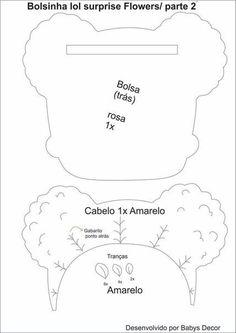 L.O.L Regalos Originales Cumplea/ños 3 a 12 a/ños Kit De Manualidades Bolsas para Ni/ñas Preciosas Surprise Incluye Rotuladores Colores Bolsa Infantil Mu/ñecas Colorear