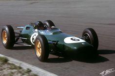 1963 GP Holandii (Jim Clark) Lotus 25 - Climax