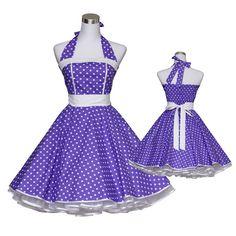Klassisches Petticoatkleid mit mittleren Punkten nach Maß und gesmokten Rücken massgeschneidertes Tanzkleid klassische Blende im Vorderteil Verzierte Nähte im Vorderteil mit...