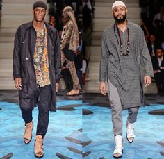 Cavalera 2014 Winter Mens Runway Collection - São Paulo Fashion Week Brazil - Inverno 2014 Homens Desfiles - One Thousand and One Nights - A...