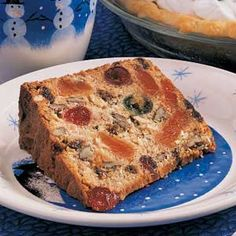 Candy Orange Slice Fruitcake Recipe -My version of yule fruitcake has a citrusy twist. When you share it, be prepared to pass around the recipe. Christmas Desserts, Christmas Baking, Christmas Cakes, Christmas Pudding, Christmas Goodies, Christmas Treats, Christmas Time, Orange Slice Cake, Orange Slice Candy Recipe