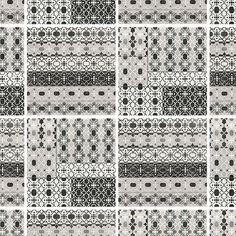 carrelage mur 60x120 cm niloka fiori. Black Bedroom Furniture Sets. Home Design Ideas