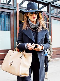 Where Everyone From Kendall Jenner to Beyoncé Gets Their Hats via @WhoWhatWearUK
