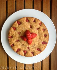 Gluten Free Italian Strawberry Tart