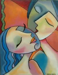 Just a Kiss by Jeanette Jarville