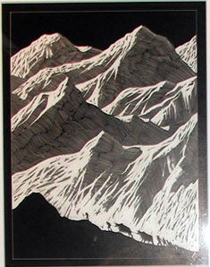 "Mountain Climbers [but called ""Tibetan, in McManus Room caption ] · Westport Public Schools Digital Collections Mountain Climbers, Public School, Public Art, Collections, Digital, Nature, Pictures, Photos, Nature Illustration"
