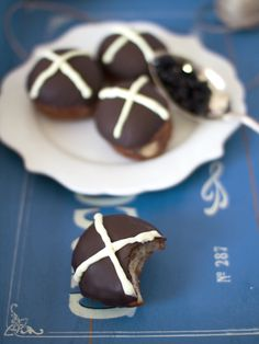 Hot Cross Donuts
