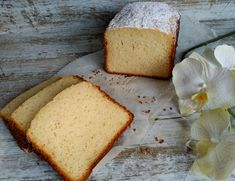 Food N, Sponge Cake, Cupcake Cakes, Bakery, Bread, Cheese, Cooking, Desserts, Recipes
