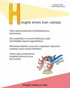 Hyvinvointi - Värinautit Teaching, Education, Onderwijs, Learning, Tutorials