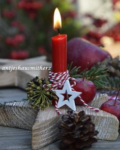 Clay Flower Pots, Flower Pot Crafts, Clay Pot Crafts, Diy Clay, Red Christmas, Christmas Time, Xmas, Handmade Home, Diy Candles