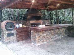 Pergola For Sale Lowes Key: 4060263722 Outdoor Kitchen Grill, Outdoor Barbeque, Backyard Kitchen, Outdoor Kitchen Design, Backyard Patio, Metal Pergola, Deck With Pergola, Pergola Shade, Pergola Plans