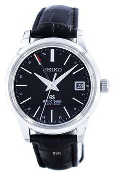 ce831ba6687377 Grand Seiko HI-BEAT 36000 Montre GMT Automatic Power Reserve 37 Jewels  SBGJ019 Hommes Seiko