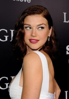 American Actress Adrianne Palicki ...Hot celebrity Hairstyles...