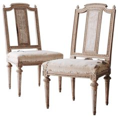 View this item and discover similar for sale at - Fine century late Gustavian sofa inspired by the Roman Empire and ancient Egypt. The sofa has its original padding left and is in original color with Century, Furniture, Gustavian Chair, Gustavian, Copper Paint, Sofa, Chair, Vintage Designs, Dining Chairs