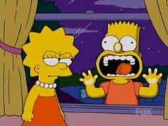 The Simpsons│ Los Simpson - - - - - - Simpsons Drawings, Simpsons Art, Gif Animé, Animated Gif, Meme Dos Simpsons, Simpsons Quotes, Cartoon Pics, Cartoon Characters, Lisa Simpson