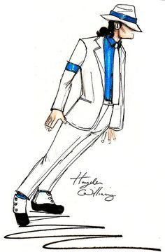 Michael Jackson: The Legendary King of Pop by Hayden Williams. by Fashion_Luva, via Flickr