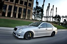"highlifeloner: "" qualityautomotive: "" W211 E55 AMG "" AMG """