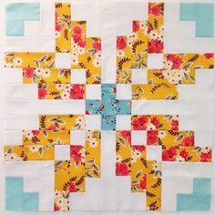 Norway quilt block