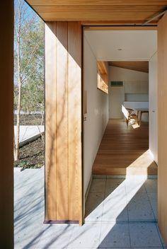 八島建築設計事務所|Yashima architect and associates | 辻堂の家 / Tsujido house Japanese House, Home And Living, Stairs, Cottage Ideas, Architecture, Simple, Interior, Modern, Drink