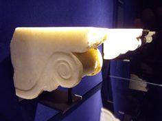 Coppia di sostegno di mensola, seconda metà del IV° secolo a.C