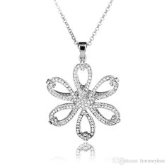 Wholesale Wuji Imitation Fine Jewelry Statement Necklaces Flower Crystal Penant Necklaces Knot 2016 New Sweater Chain Pendants Necklaces For Women Pendant Necklaces Uk Long Pendant Necklace From Timmeyhan, $4.74| Dhgate.Com