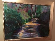 Original oil painting for Sale in Terrell Hills, TX - OfferUp Oil Painting For Sale, Paintings For Sale, Oil On Canvas, The Originals, Frame, Artist, Picture Frame, Artists, Frames