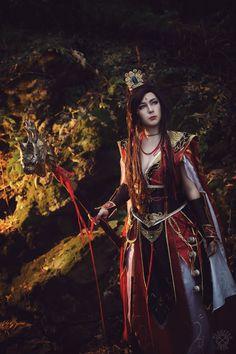 wizard - diablo III - daraya - Daraya(Daraya) Female Wizard Cosplay Photo - WorldCosplay