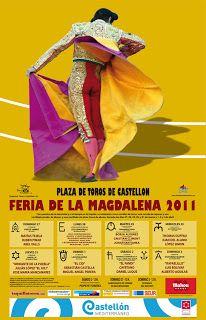 Castellón la Feria de la Magdalena 2011