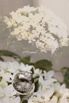 ring and flower