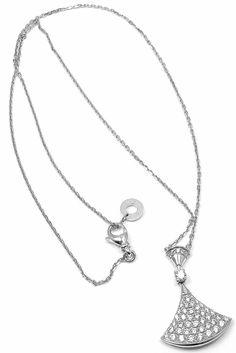 Bulgari Diva necklace