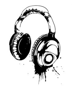 headphone graphic - Google Search