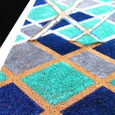 Diy Painted House Doormat Bloggers Best Diy Ideas Diy