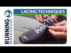 "A Tip from Illumiseen: How to Prevent Running Shoe Blisters With a ""Heel Lock"" or ""Lace Lock"" - YouTube"