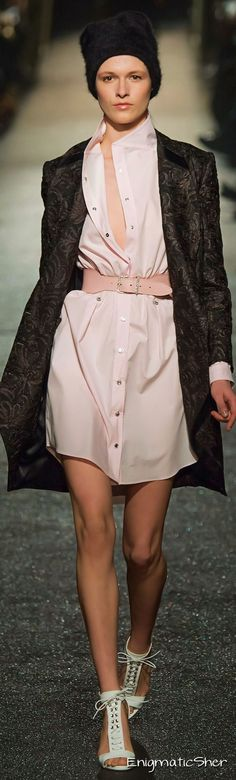 Alexis Mabille Collections Fall Winter 2015-16