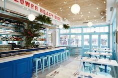Martignetti brothers bypass the rulebook in favour of sun-bleached tastiness at second Pizza Beach outpost...