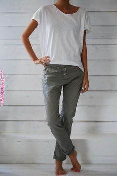 Skinny Jeans Modische Denimhose Slim Straight Jeans Boot Cut Fit Boyfriend Jeans Liv Damaged Straight Jeans Mode In 2019 Kleidung Looks Style, Style Me, Classic Style, Boyfriend Jeans Kombinieren, Mode Outfits, Fashion Outfits, Summer Outfits, Casual Outfits, Summer Wear