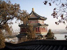 Summer palace near Beijing, China Enchanting