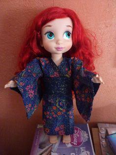 Kimono pour poupée animator's disney