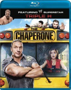 Amazon.com: Chaperone [Blu-ray]: Paul Levesque 'Triple H', Yeardley Smith, Ariel Winter, Stephen Herek: Movies & TV