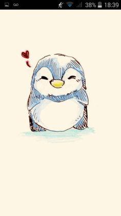 Cute pinguin