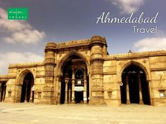 Explore the best of Ahmedabad Tourism with Caper Travel.