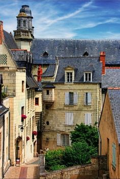 Saumur, France photo via Patricia
