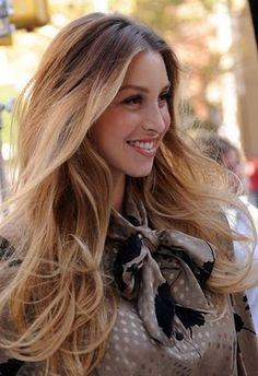 Ombré hair happening this week please :)