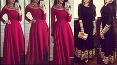 Beautiful Indian Gown Designs Indo Western Simple Gown Ideas For