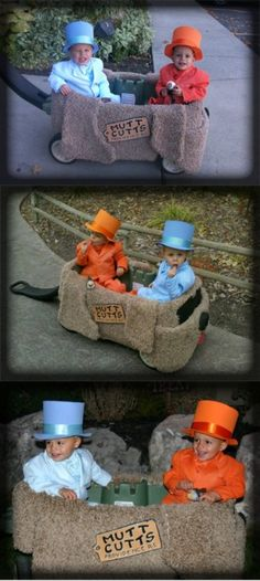 Halloween ~ Harry & LLoyd ~ Dumb & Dumber Costume