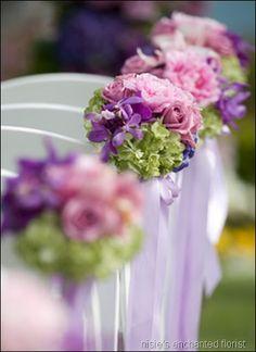 wedding flowers #wedding www.BlueRainbowDesign.com