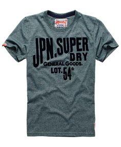 Superdry Tonal Twist T-Shirt