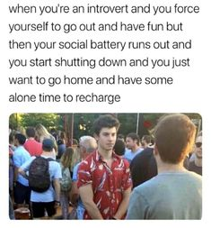 Short Funny Quotes, Best Friend Quotes Funny, Funny Quotes For Teens, Funny Quotes About Life, Funny Texts Crush, Funny Text Fails, Funny Relatable Memes, Introvert Quotes, Introvert Problems