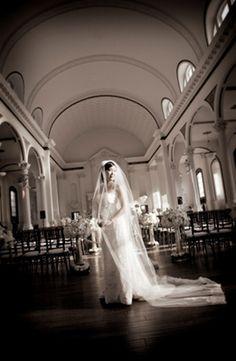 Vibiana Bridal Shot
